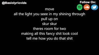 Anthony Russo - Fancy (Lyrics)