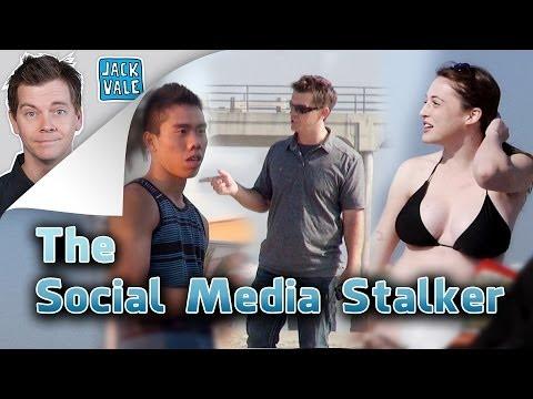 Social Media Stalker Prank