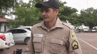 ENTREVISTA COM POLICIAL E PERSONAGENS DA PEÇA QUE FEZ POLICIAL INVADIR IGREJA