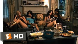 Ted (3/10) Movie CLIP - They're Hookers, So It's Fine (2012) HD