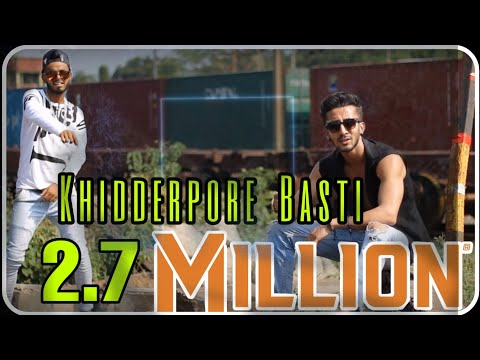 Khidderpore Basti   Official Music Video   Minaj Khan   DC Christiano   Latest Rap Song 2018