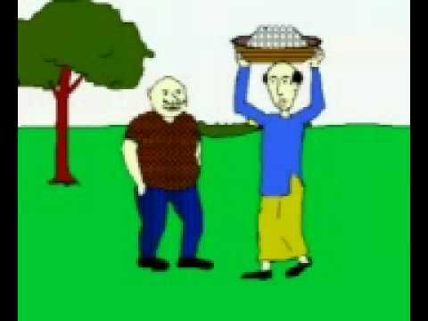 Bangla Comedy Animation