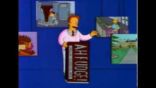Welcome To The Chocolate Factory (The Simpsons)