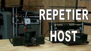 How to use Repetier Host - The Basics and G-Code