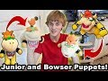 BIG SML CHANGE:  ALL PUPPET CHARACTERS!! (Unboxing)