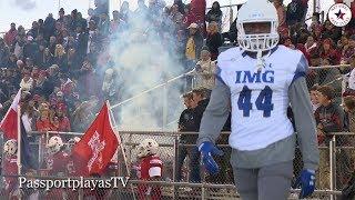 "IMG brings ""SHOWTIME"" 2 Utah!!! East High (UT) vs IMG Academy (FL)"