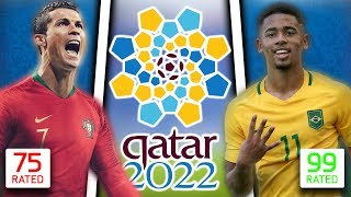 FIFA 18 Predicts the 2022 WORLD CUP! - FIFA 18 Career Mode