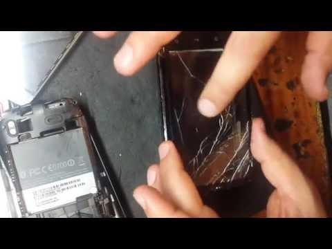 Снятие защитного стекла с телефона своими руками
