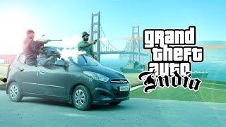 GTA INDIA  |Action| |FUNNY|  |HRzero8|
