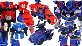 Transformers Combiner Force Activators Optimus Prime, Soundwave appeared! - DuDuPopTOY