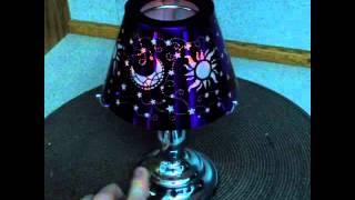 Touch Aroma Oil Diffuser/Tart Warmer Lamp Www.pureoils.storenvy.com