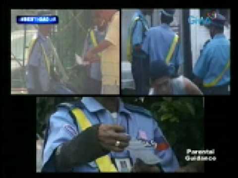 Traffic Enforcers Arrested Imbestigador GMA 7