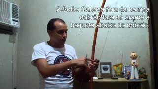 Tutorial de Berimbau: Aprendendo os sons básico