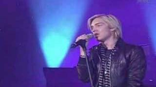 Alex Band- The Calling- Wherever you will go- live in Korea