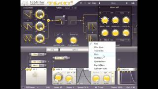 Sound design with FabFilter Twin 2 - Part one