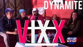VIXX 빅스_다이너마이트 (Dynamite) MV (Non Kpop Fan) Reaction