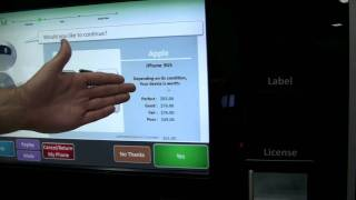 EcoATM gives you cash for your old phone