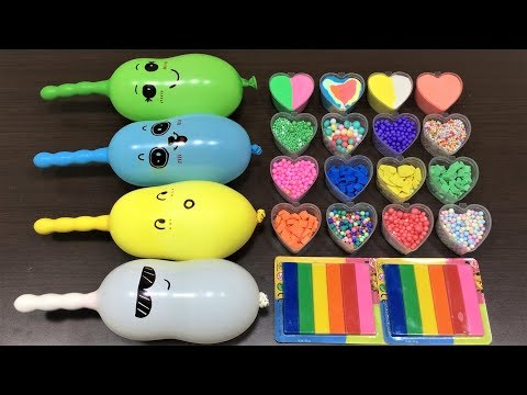 Xxx Mp4 MAKING SLIME WITH FUNNY BALLOONS MIXING CLAY AND FLOAM INTO SLIME RELAXING SATISFYING SLIME 3gp Sex