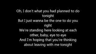 Chris Brown - New Flame ft. Usher, Rick Ross   Lyrics on screen