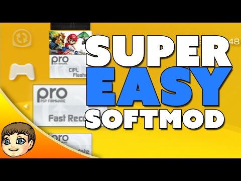 Xxx Mp4 How To Play Downloaded Games On PSP PSP Softmod Jailbreak Tutorial 3gp Sex