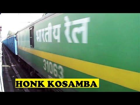 WAG9 59 Wagon Freight Honks Gallops Kosamba