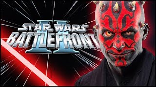 MAULING THE COMPETITION!   Star Wars Battlefront 2 Hero Gameplay