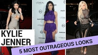 Kylie Jenner's 5 Most Outrageous Outfits!