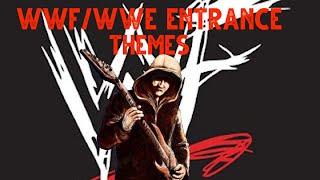 WWF/WWE Entrance Themes - Metal Guitar Medley