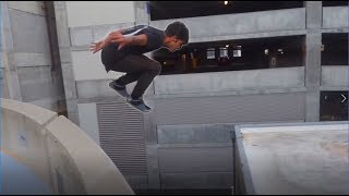 Extreme Parkour and Freerunning 2018 - Jump the World