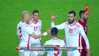 Tunisia 1 - 0 Iran (23.03.2018 // by LTV)