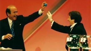 World Cup 1994 Draw - Robin Williams vs Sepp Blatter