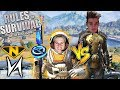 Download Video Download NoahFromYoutube vs Hartzy! (Rules of Survival #54) 3GP MP4 FLV
