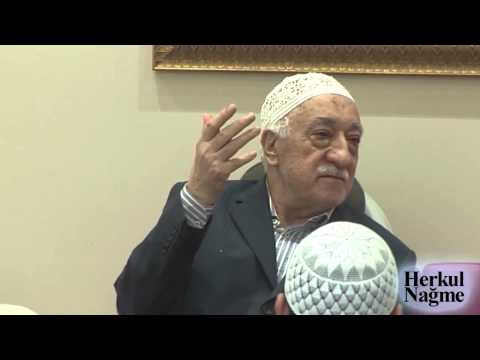 Fethullah Gülen Yaptıklarınızı hazmedemeyenler size hased ediyor