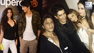 Suhana Khan CHOOSES Ahaan Pandey Over Shah Rukh Khan & Gauri Khan! | LehrenTV