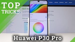 TOP TRICKS HUAWEI P30 Pro - Best Options / Cool Features