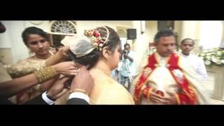 Arun+Sherin knanaya wedding highlight video
