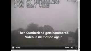 Severe storms in western MD/PA May 10, 2013