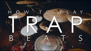 How to Play Trap Beats | Drum Lesson w/ Orlando Drummer