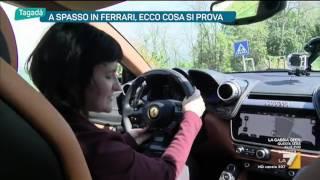 A spasso in Ferrari, ecco cosa si prova