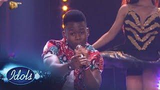 Top 7 Reveal: Botlhale seizes his moment! | Idols SA Season 13