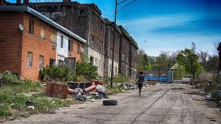 Warning Worst Abandoned Neighborhood - Serial Killer Made it Creepy af