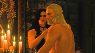 The Witcher 3 Sex Scene - Safe, Consensual Version