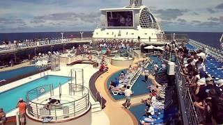 Sun Princess Cruise to Asia 2010. Michael