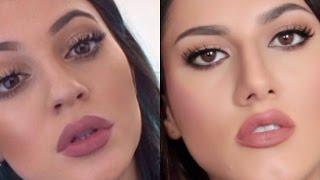 Kylie Jenner Makyajı | Gokceslife