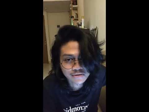 LIVE Instagram Skinnyfabs   Andhika Wira 26 Maret 2018