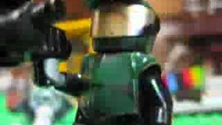 Lego Halo vs Metroid Sequel
