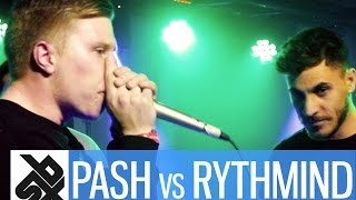 PASH vs RYTHMIND  |  Grand Beatbox 7 TO SMOKE Battle 2017  |  Battle 6