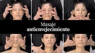 Masaje antienvejecimiento - Parte 1 | The Beauty Effect