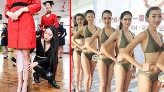 Hostes Adaylarına Çin İşkencesi - Çin