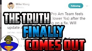MIKE WANG SPEAKS OUT ABOUT SPEED BOOSTING CONTACT DUNKING PURE SHARP DEMIGODS IN PRO-AM